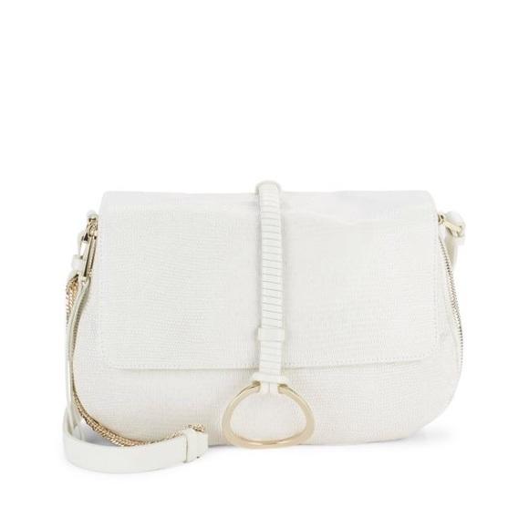 b131a66b70e Halston Heritage Bags   Leather Shoulder Bag   Poshmark